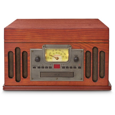 Crosley Musician 5-in-1 Entertainment Center - Paprika (CR704C-PA) - image 1 of 4