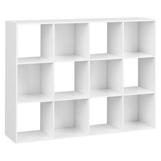 "12-Cube Organizer Shelf White 11"" - Room Essentials™"