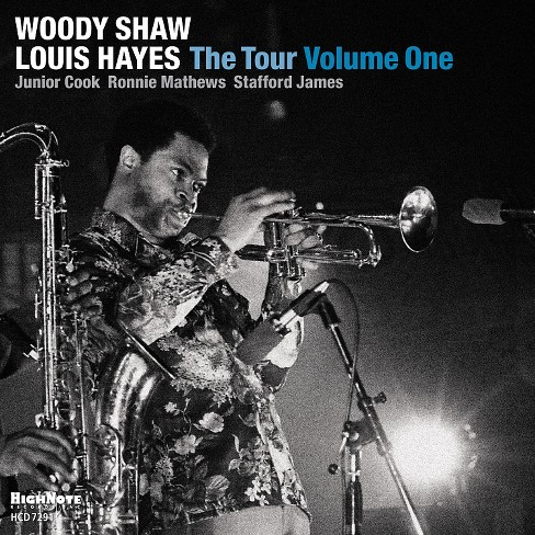Woody shaw - Tour:Volume one (CD) - image 1 of 1