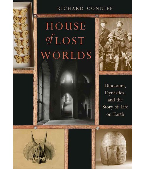 House of Lost Worlds : Dinosaurs, Dynasties, & the Story of Life on Earth -  Reprint (Paperback) - image 1 of 1