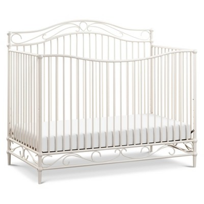 Million Dollar Baby Classic Noelle 4-in-1 Convertible Crib - Vintage White