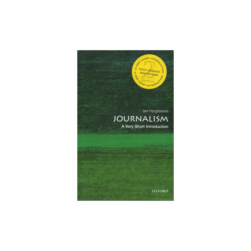 Journalism ( Very Short Introductions) (Paperback)