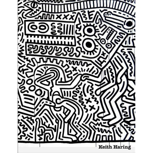 Let Keith Haring make your kids into the next Keith Haring | Cool ... | 488x488