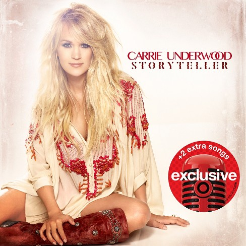 Carrie Underwood - Storyteller - Target Exclusive - image 1 of 1