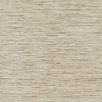 RoomMates Grasscloth Peel & Stick Wallpaper