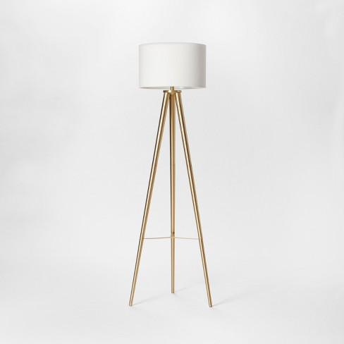 Delavan Metal Tripod Floor Lamp - Project 62™ - image 1 of 2