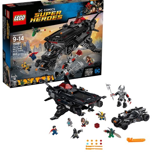 LEGO® DC Comics® Justice League Super Heroes Flying Fox: Batmobile Airlift Attack 76087 - image 1 of 27