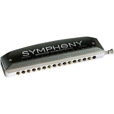 SEYDEL SYMPHONY Grand Chromatic Aluminum Harmonica C