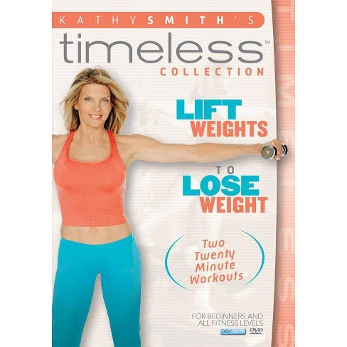 Kathy Smith: Lift Weights To Lose Weight (DVD) - image 1 of 1