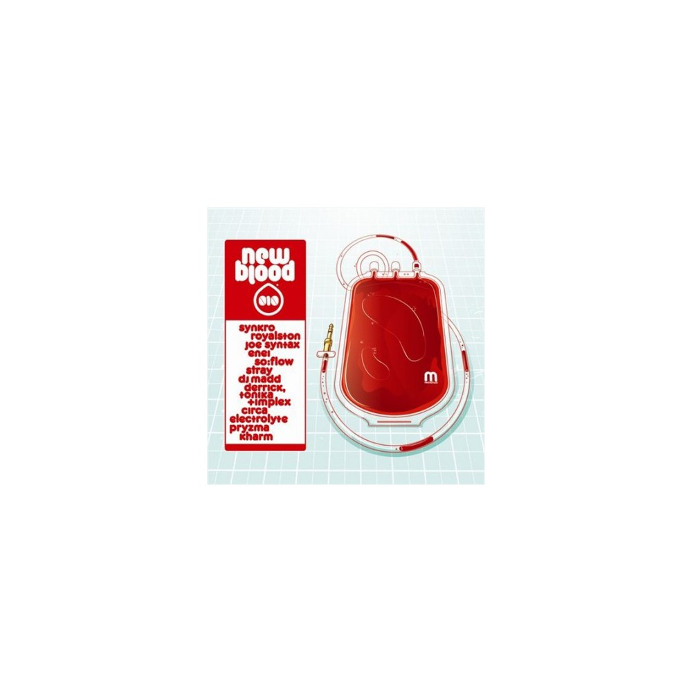 Various - New Blood 010 (CD)
