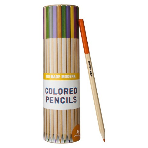 Kid Made Modern - Colored Pencils - 36ct - image 1 of 2