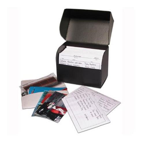 Print File Flip Top Archival Photo Storage Box for 5x7  Prints. - image 1 of 1