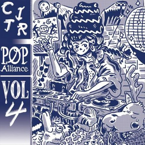 Various - Citr pop alliance (Vinyl) - image 1 of 1