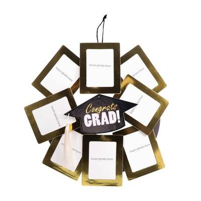 Graduation Wreath with Photo Frames - Spritz™