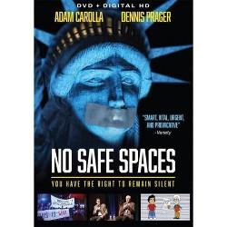No Safe Spaces (DVD)(2020)