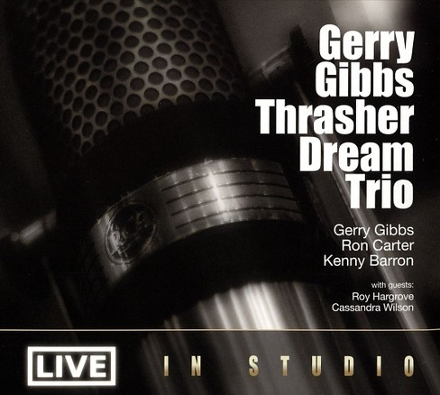 Gerry gibbs - Gerry gibbs & thrasher dream trio:Liv (CD) - image 1 of 1