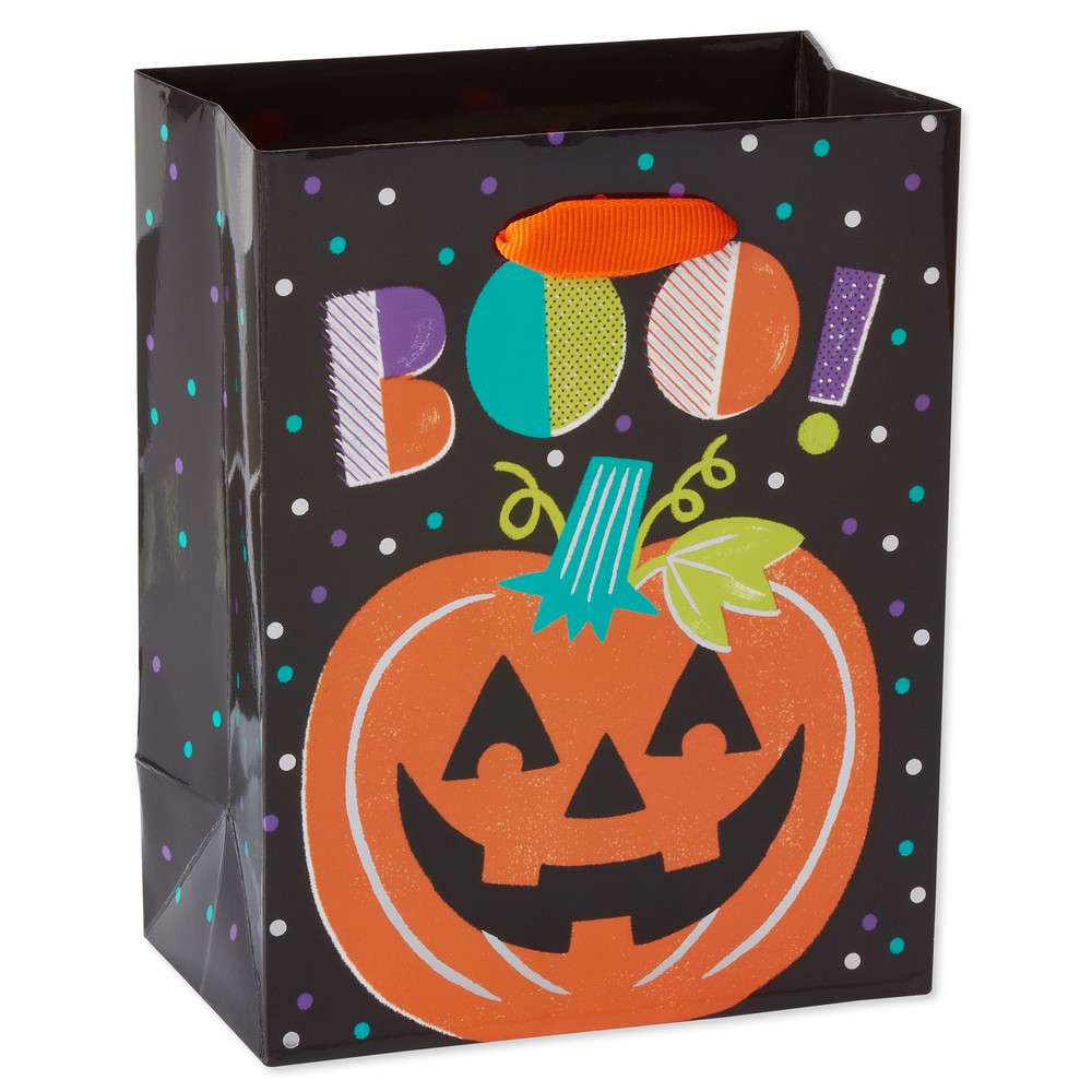 Image of Halloween Thrills Small Gift Bag - PAPYRUS