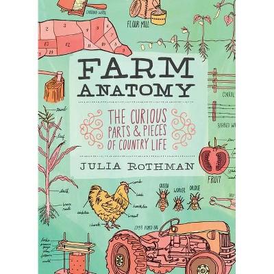 Farm Anatomy - by  Julia Rothman (Paperback)