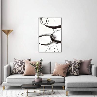 High Style III by Liz Jardine Unframed Wall Canvas Print - iCanvas