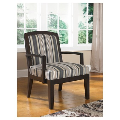 Awesome Yvette Showood Accent Chair Black   Signature Design By Ashley : Target
