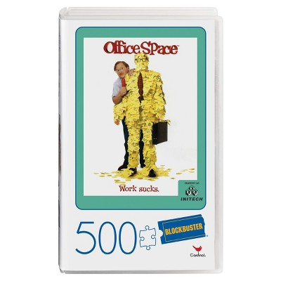 Cardinal Blockbuster: Office Space Jigsaw Puzzle - 500pc