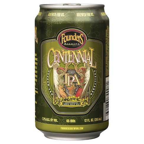 Founders® Centennial IPA - 12pk / 12oz Can - image 1 of 2