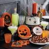 20oz 24ct Halloween Pumpkin Paper Bowl - image 2 of 2