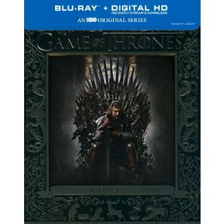 Game of Thrones: The Complete First Season (7 Discs) (Blu-ray) (W) (Widescreen)