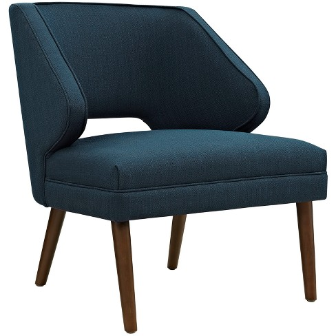 Dock Upholstered Fabric Armchair - Modway - image 1 of 4