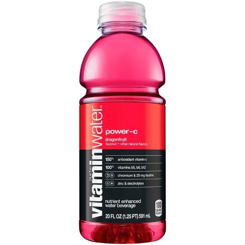 vitaminwater power-c dragonfruit - 20 fl oz Bottle - image 1 of 4