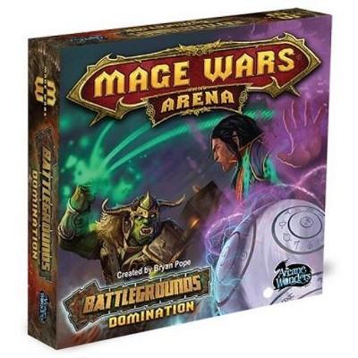Mage Wars Arena - Battlegrounds Domination Expansion Board Game