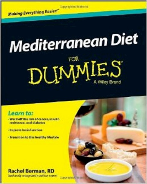 Mediterranean Diet for Dummies (Paperback) (Rachel Berman) - image 1 of 1