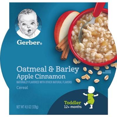 Baby Food: Gerber Breakfast Buddies