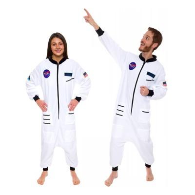 Funziez! Astronaut Adult Unisex Novelty Union Suit