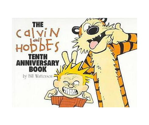 Calvin and Hobbes (Anniversary) (Paperback) - image 1 of 1