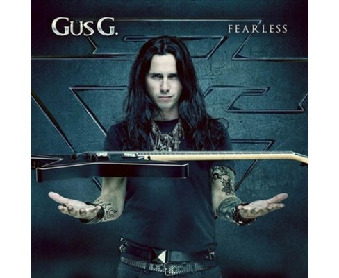 Gus G. - Fearless (CD) - image 1 of 1