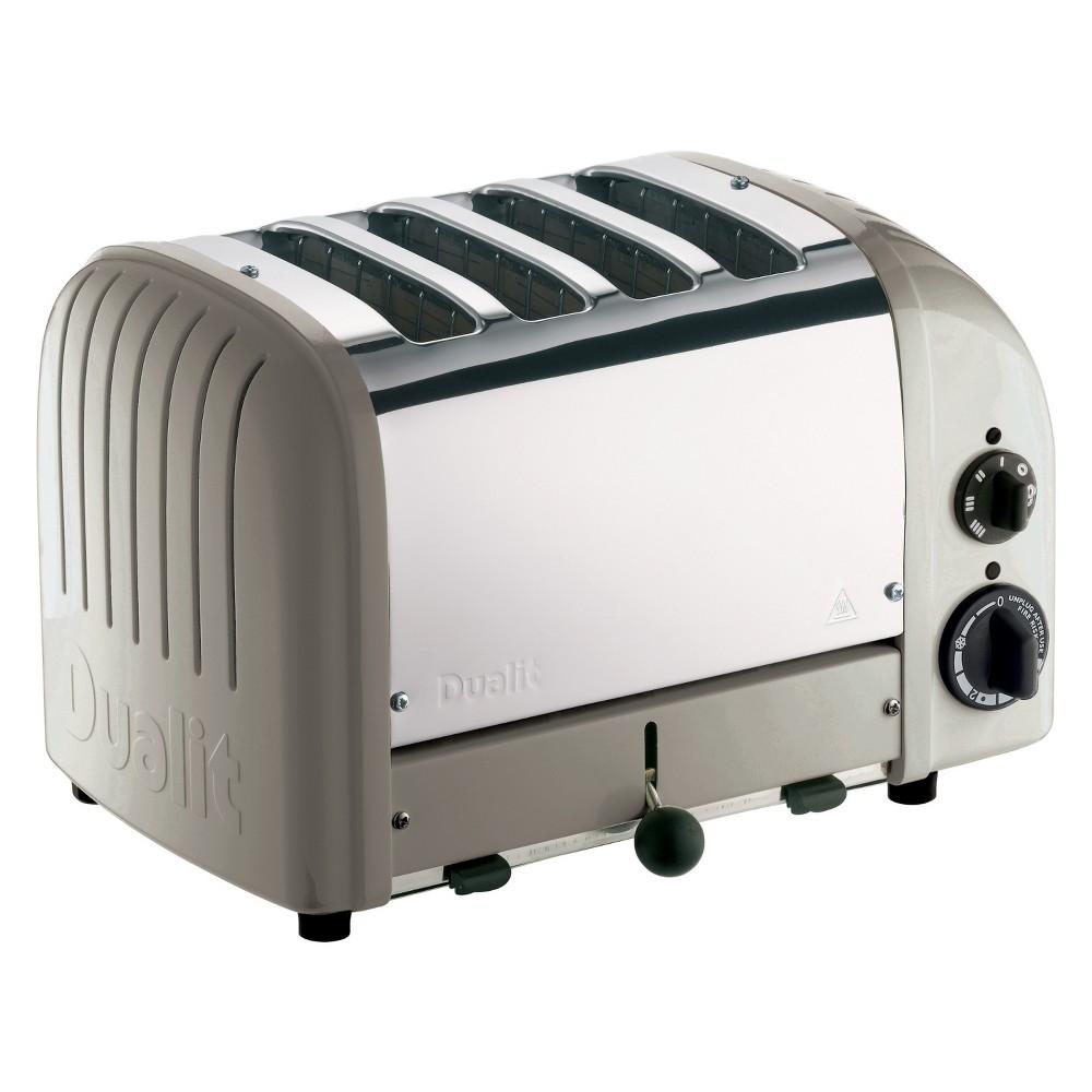 Dualit NewGen 4 Slice Toaster Shadow - 47444