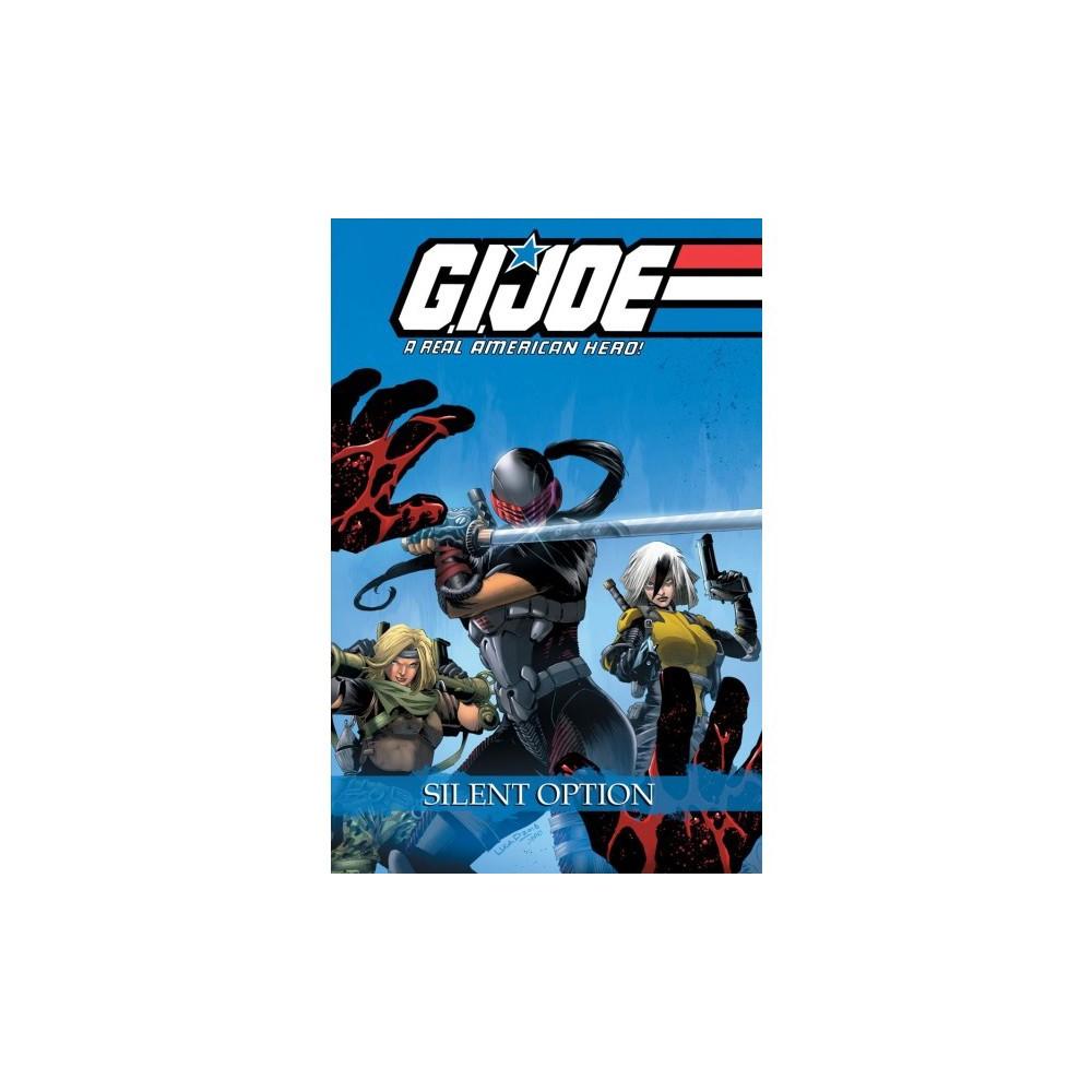 ISBN 9781684054558 product image for G.i. Joe - a Real American Hero - Silent Option - (G. I. Joe)  | upcitemdb.com
