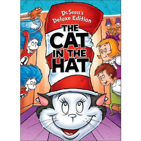 a04d8dd9 Dr. Seuss's The Cat In The Hat [Deluxe Edition] : Target