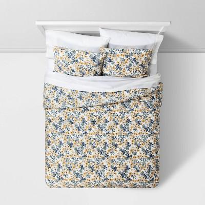 Printed Family Friendly Comforter & Sham Set - Threshold™ : Target