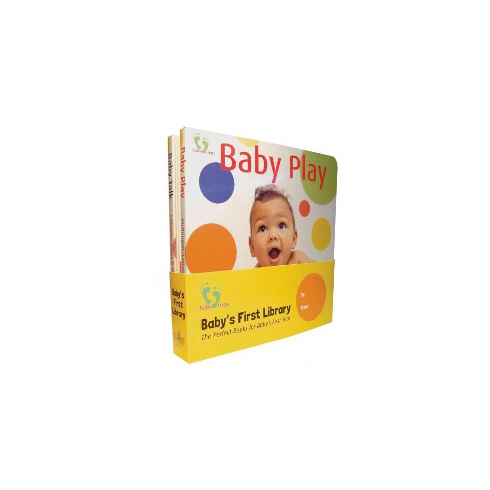 Baby Steps : Baby Play, Baby Look and Baby Talk (Hardcover) (Carol McDougall)