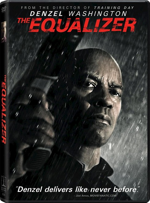 The Equalizer (DVD) - image 1 of 1