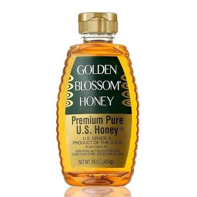 Honeys & Syrups: Golden Blossom