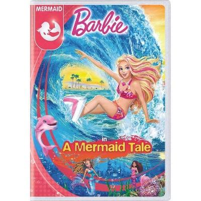 Barbie in a Mermaid Tale (DVD)(2016)
