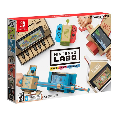 Nintendo Labo Toy Con Variety Kit