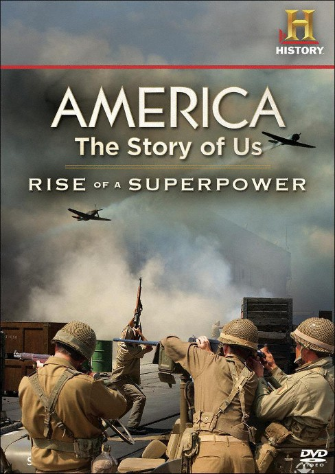 America:Story of us rise of a superpo (DVD) - image 1 of 1