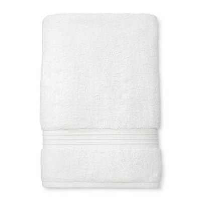 Spa Solid Bath Sheet Almond Cream - Fieldcrest®