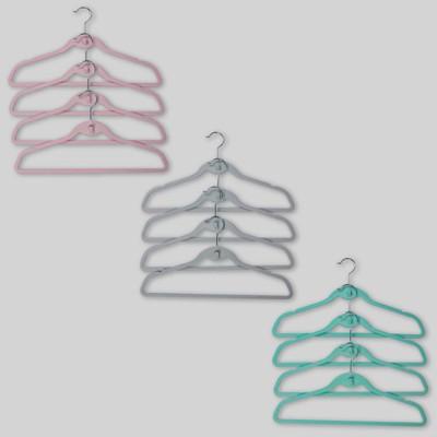 12ct Hangers Pink/Gray/Green - Bullseye's Playground™