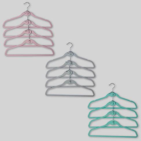 12ct Hangers Pink/Gray/Green - Bullseye's Playground™ - image 1 of 4
