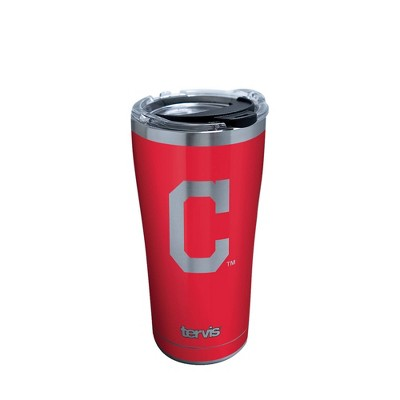 MLB Cleveland Indians 20oz Roots Stainless Tumbler